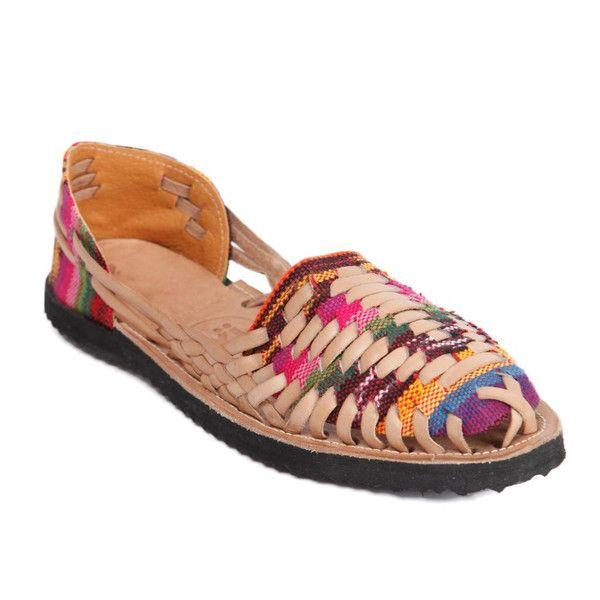 09f969f79c4d9 love these! they remind me of my childhood. Women s Traditional Woven  Leather  Huarache Sandals from Ix