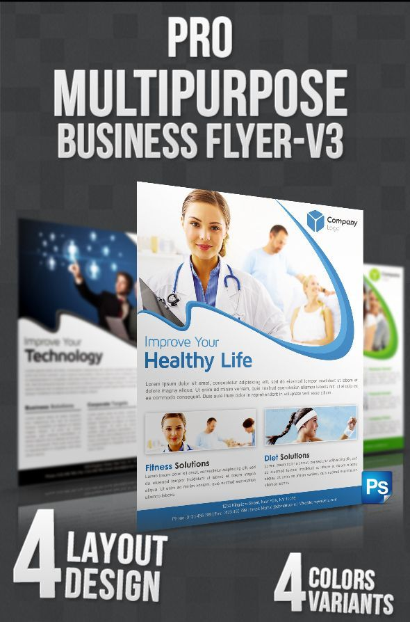Top Corporate  Business Flyer Templates  Inspiration
