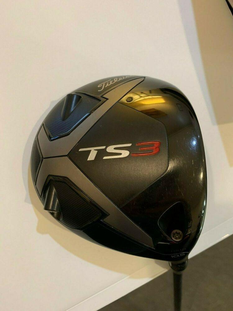 Ad(eBay) Titleist TS3 Driver 10 5* w/ TPT Golf 15 MKP/MT/SW