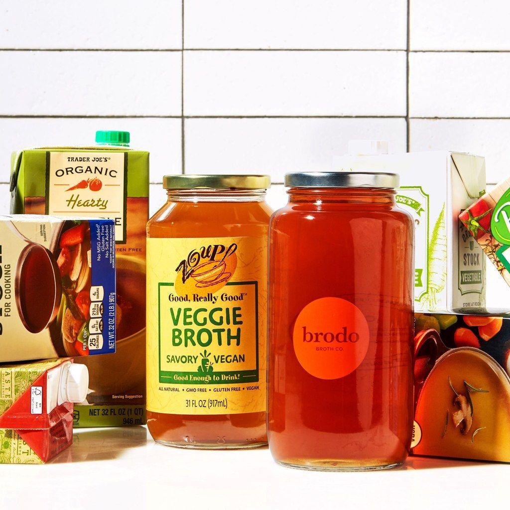Taste Test Vegetable Broth in 2020 Winter vegetable