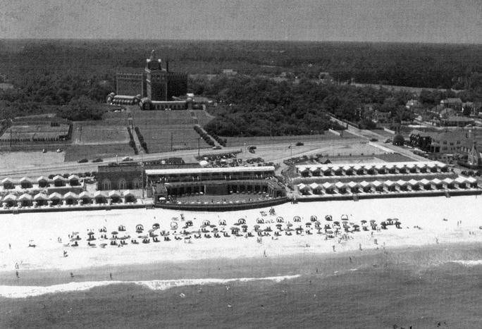 Cavalier Hotel History The Virginia Beach