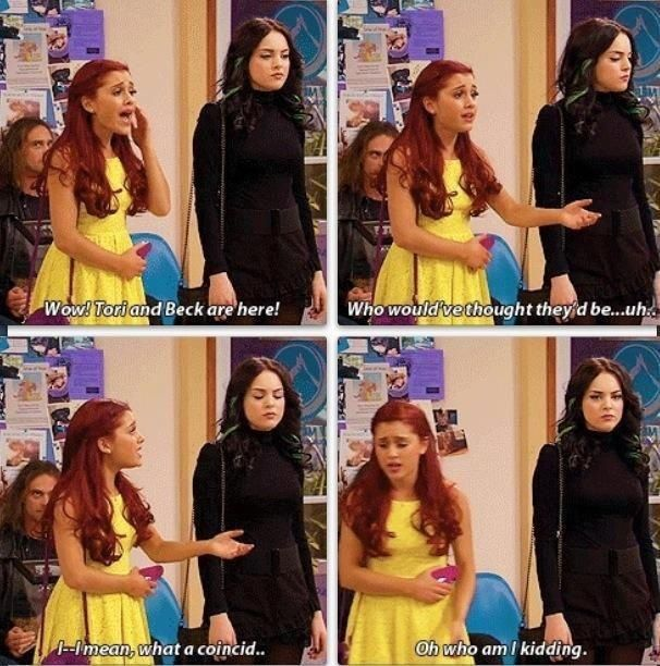 Cat Valentine With Images Icarly And Victorious