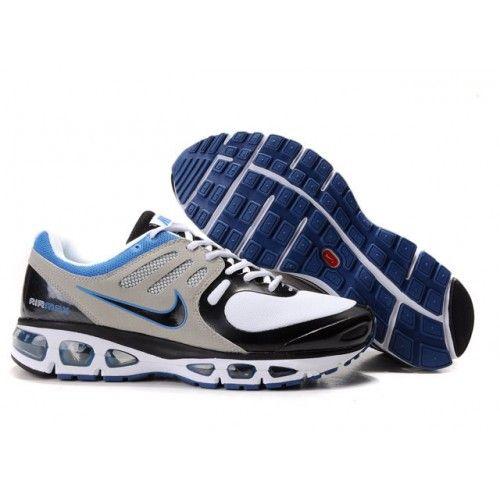 finest selection 2fff3 ed876 Hommes Nike Air Max 2010 Noir Blanc Bleu88,98€