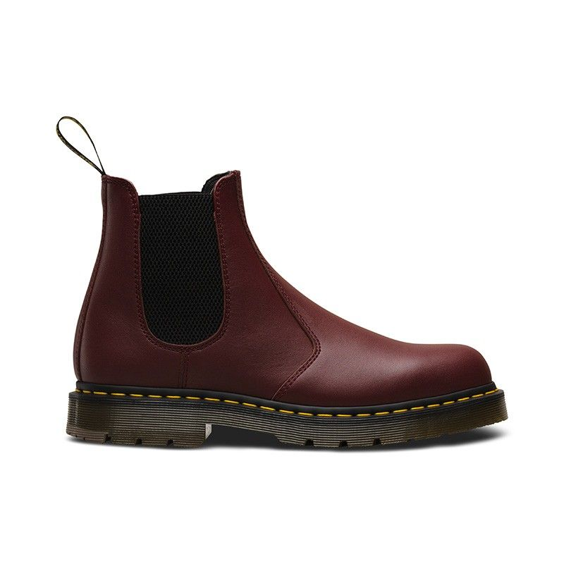 dr martens industrial chelsea boots