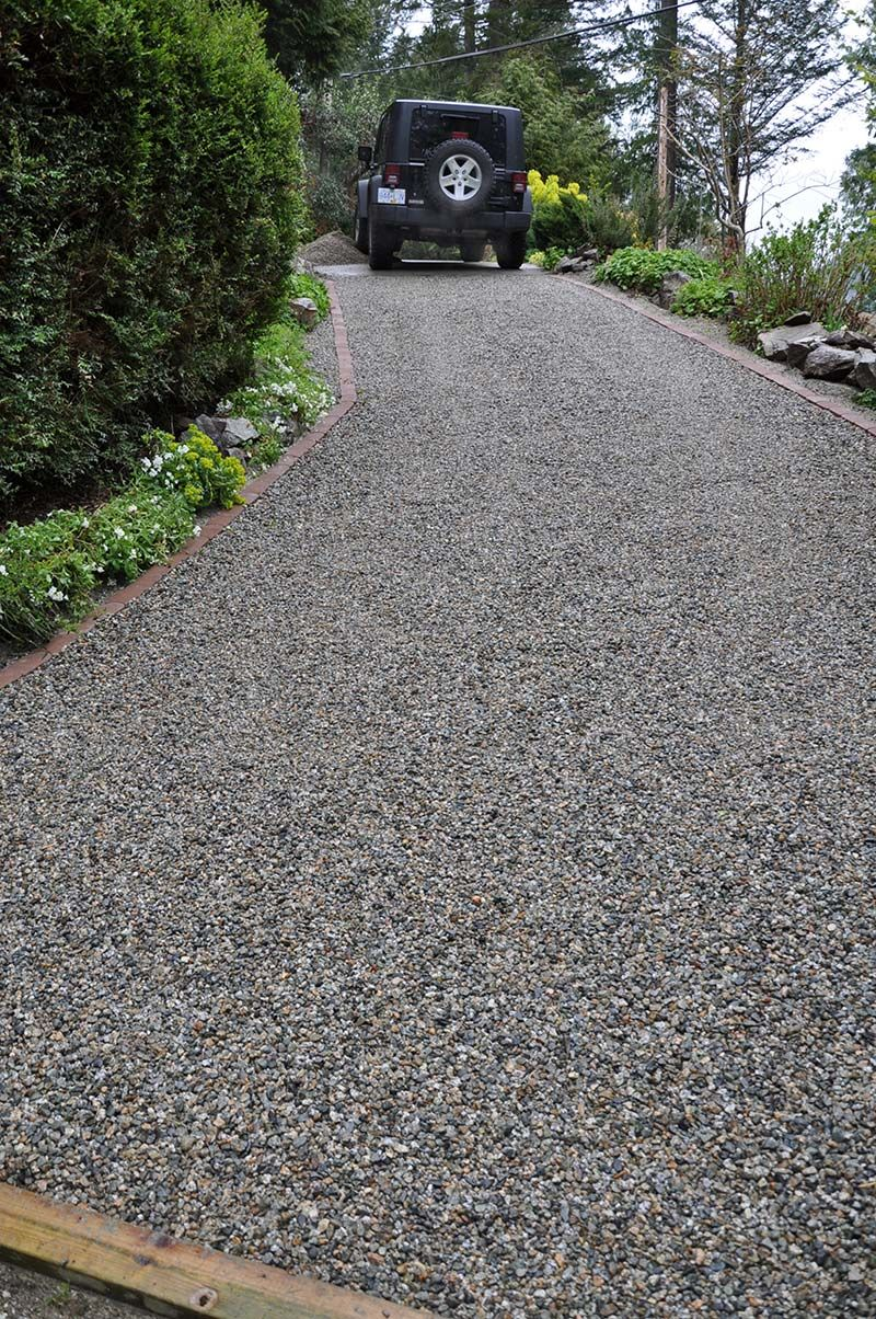 Best 25 gravel for driveway ideas on pinterest patio for Decorative rocks for sale near me