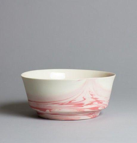 Alissa + Nienke Large Bowl red
