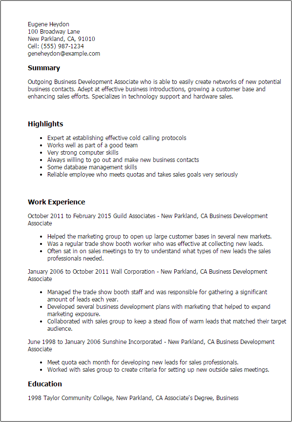 Pin On Resume Templates To Use