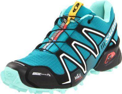 amazon salomon womens speedcross 3 climashield trail running shoe shoes