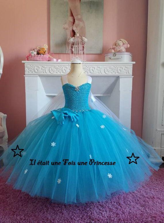 19bceb018 Robe tutu, robe de princesse, 7-8 ans … | cumple 4 keity | Robe …