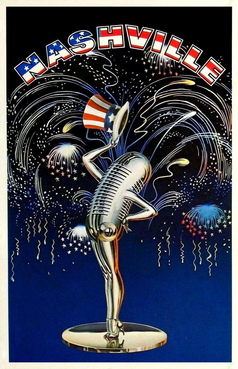 Image result for nashville 1975 poster