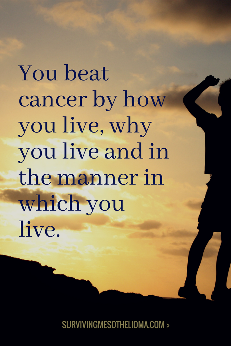 One Of Our Favorite Cancer Quotes From The Beloved Stuart Scott