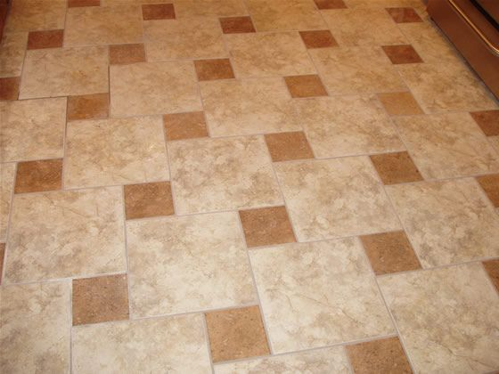 Some easy ideas and unique floor tiles for living rooms, kitchens ...