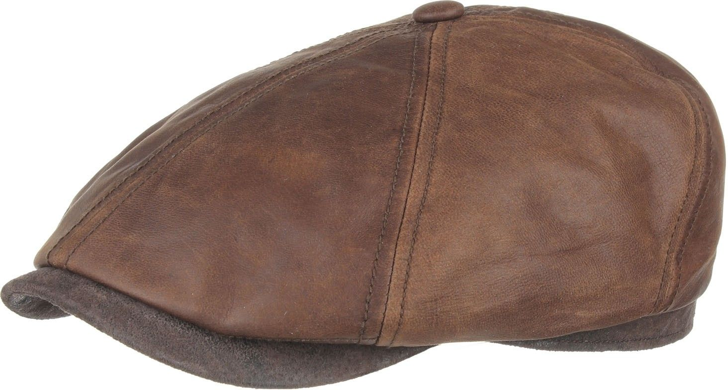 24c4db38d05 Brooklin Leather · Flat CapFarmerGentlemanCaps ...