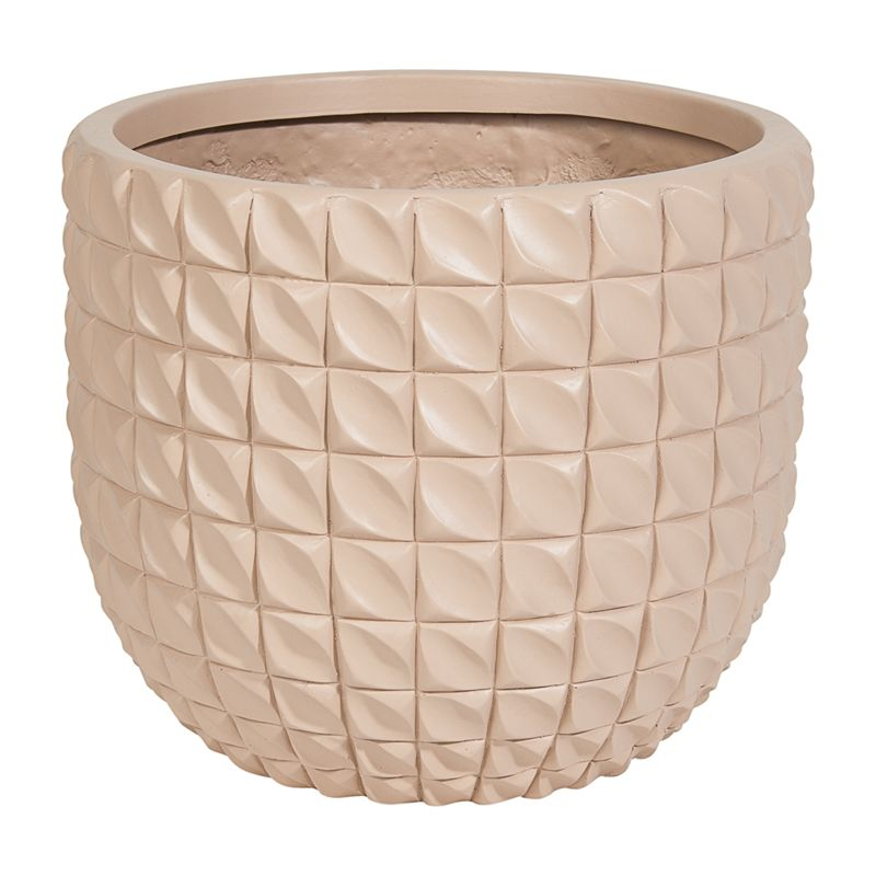 Tuscan Path Abbey Fibreglass Pot in rose from Bunnings | For my home ...