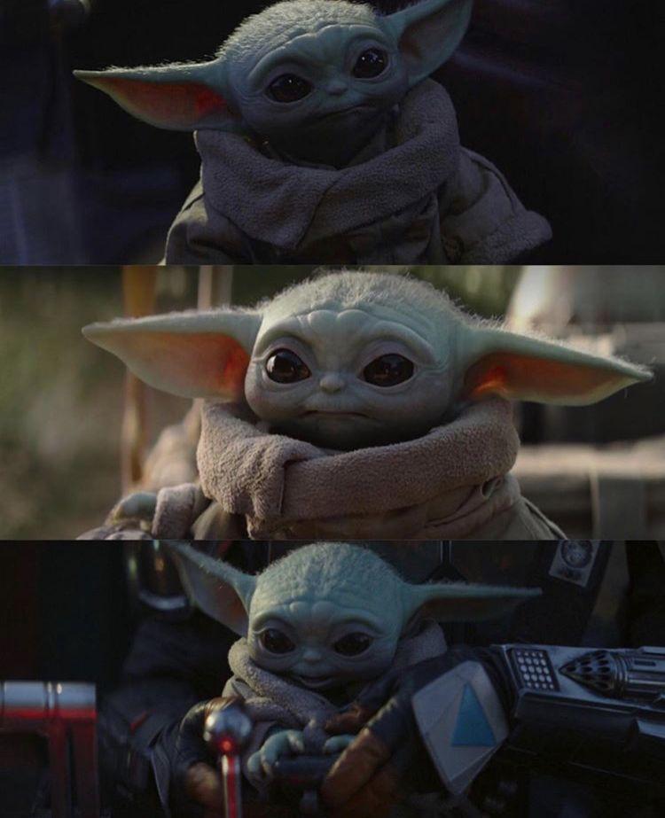 Pin by The Doctor101019 on baby Yoda Yoda wallpaper
