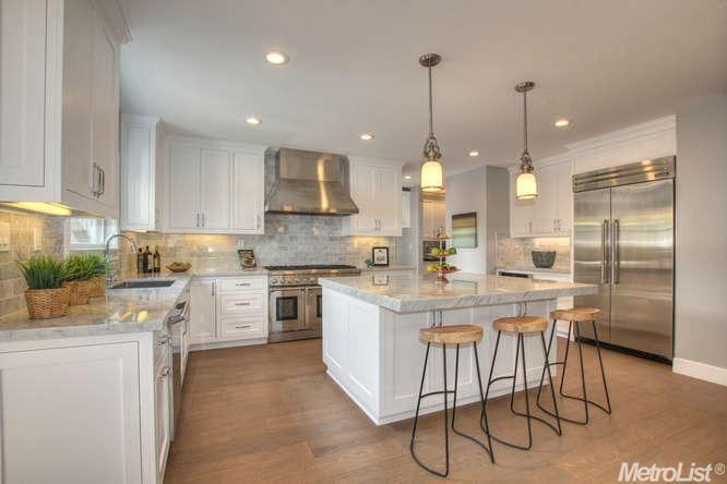 1717 39th Sacramento Ca 95816 4 Beds 2 5 Baths Home Kitchens Home Kitchen