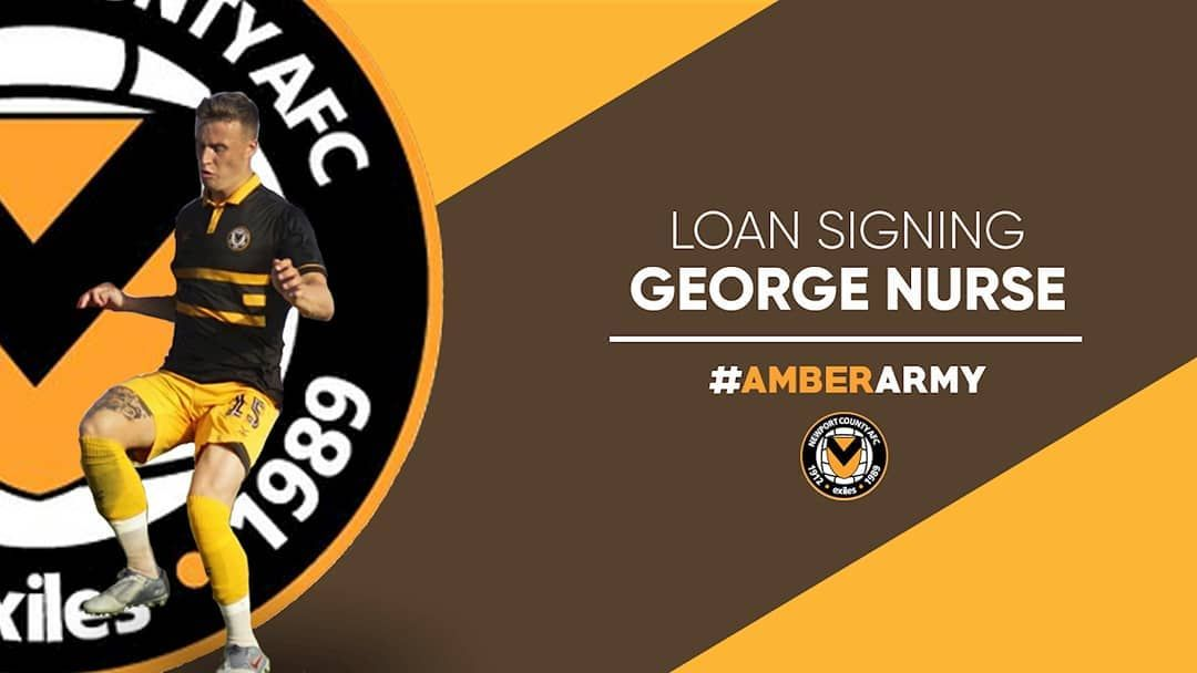 ✔pictame webstagram 🔥🔥🔥 Instagram post by @ws7 | George Nurse joins Newport County on a season-long loan from Bristol City . Ignore Tags | 🔥GPLUSE.CLUB