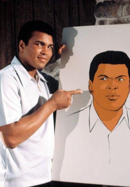 Adventures of Muhammad Ali