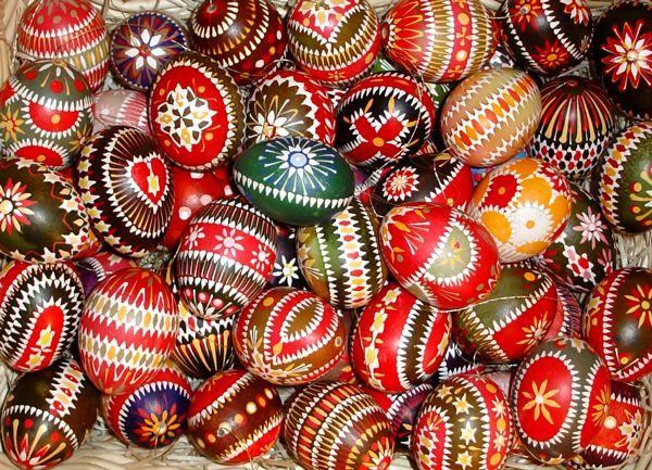 Original Sorbische Ostereier Ostereier Ostern Diy Und Selbermachen