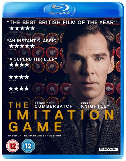 The Imitation Game (2014) 720p BluRay x264 AC3 ESub Dual Audio [Hindi + English] 1.20GB Download | Watch Online [GDrive]
