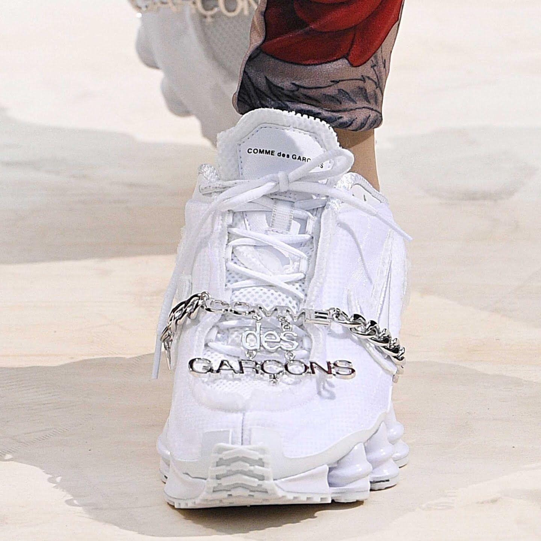 cdg x nike shox | Nike shox