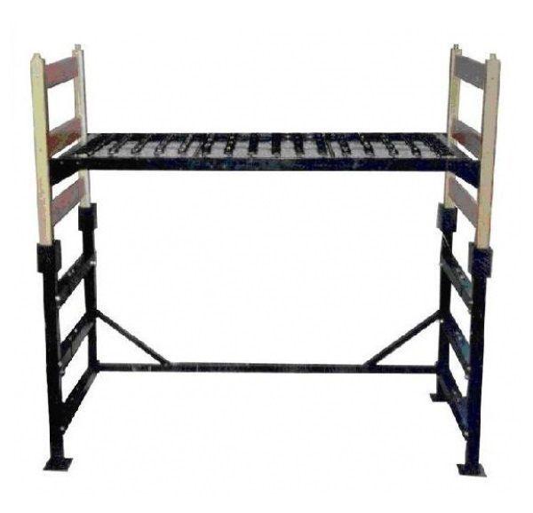Versonel Metal Platform Loft Conversion Kit Twin Full Size Bed