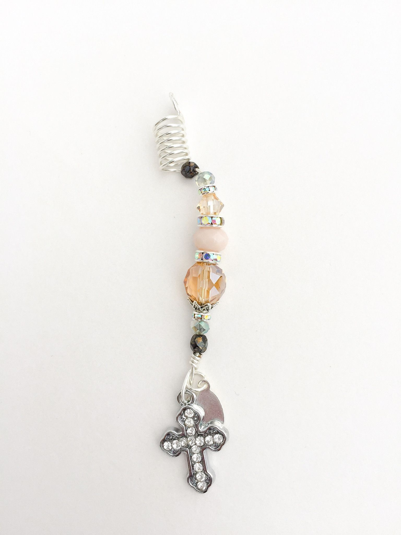 Wedding Toast Crystal Loc Jewelry is composed of Swarovski crystal ...