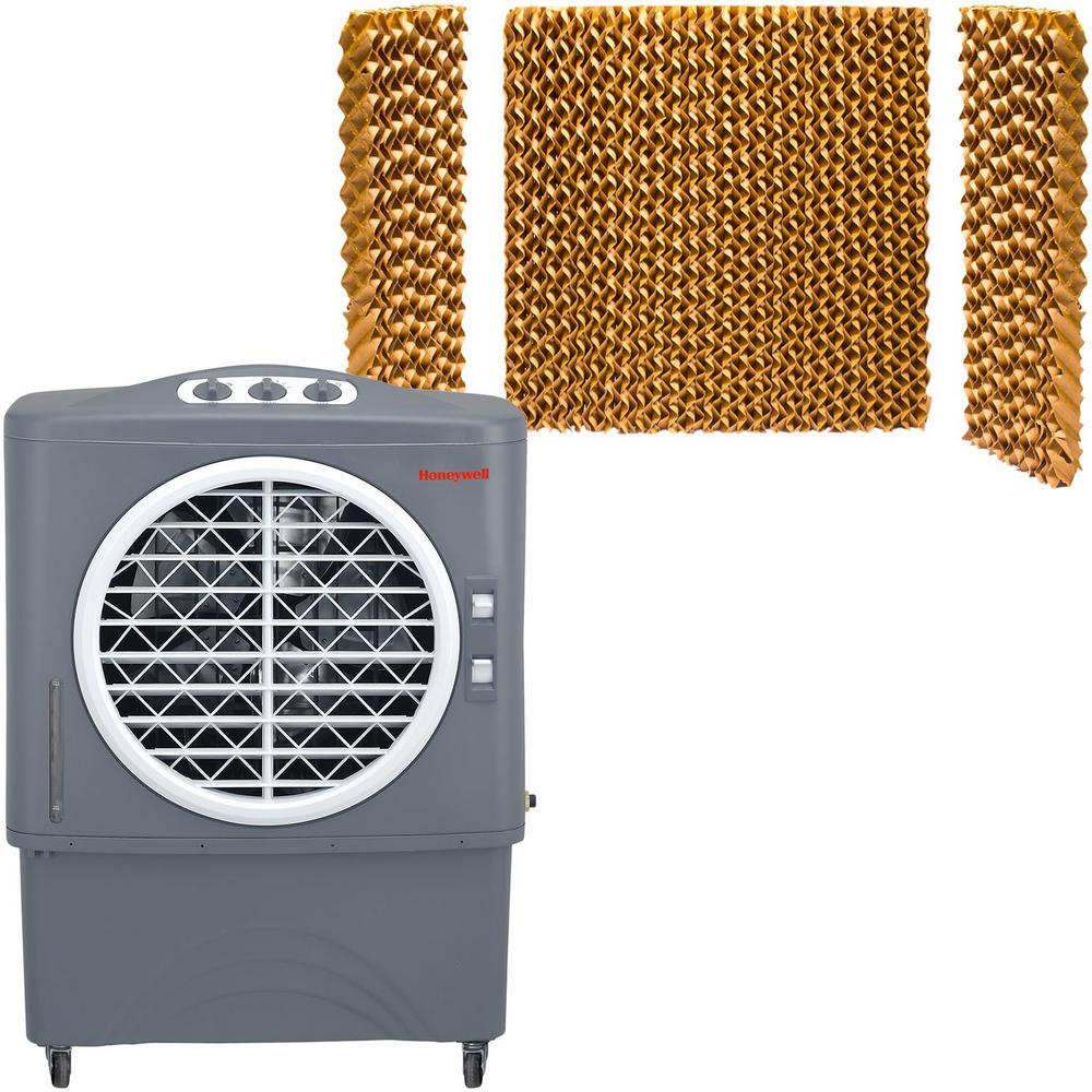 Honeywell 1062 CFM 3Speed Portable Evaporative Air Cooler