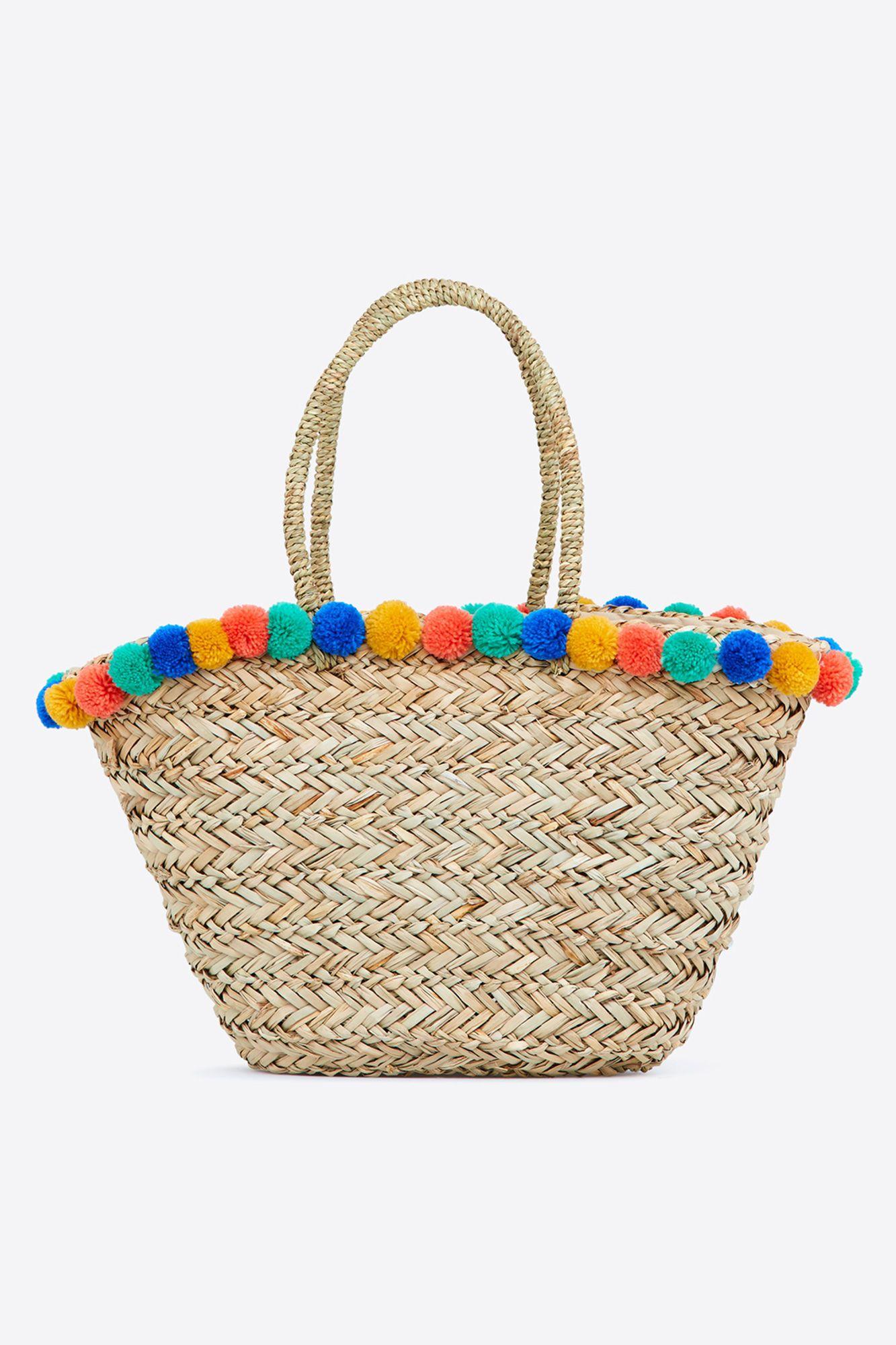Bolso Capazo De Playa Baño Women Secret Women Accessories Straw Bag Bags