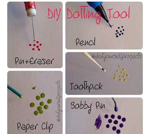 Diy Nail Dotter