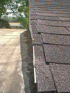 Defect Improper Installation Of Roof Shingles At Rake Edge Observed At Location Shingles Were Installed In A Roof Shingles Roofing Contractors Shingling