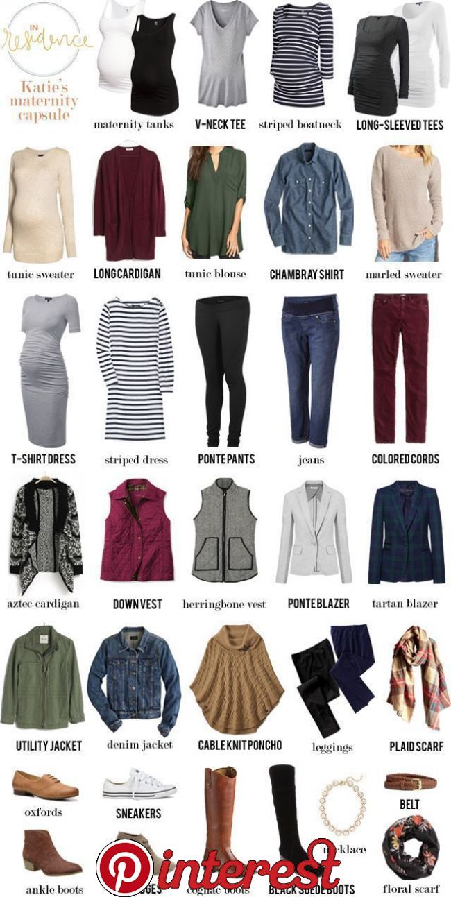 in residence: momma Monday: Katies maternity capsule