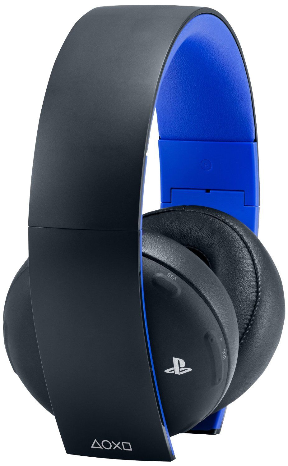 Playstation Gold Wireless Stereo Headset Playstation Gold Ps4 Headset Ps4 Accessories
