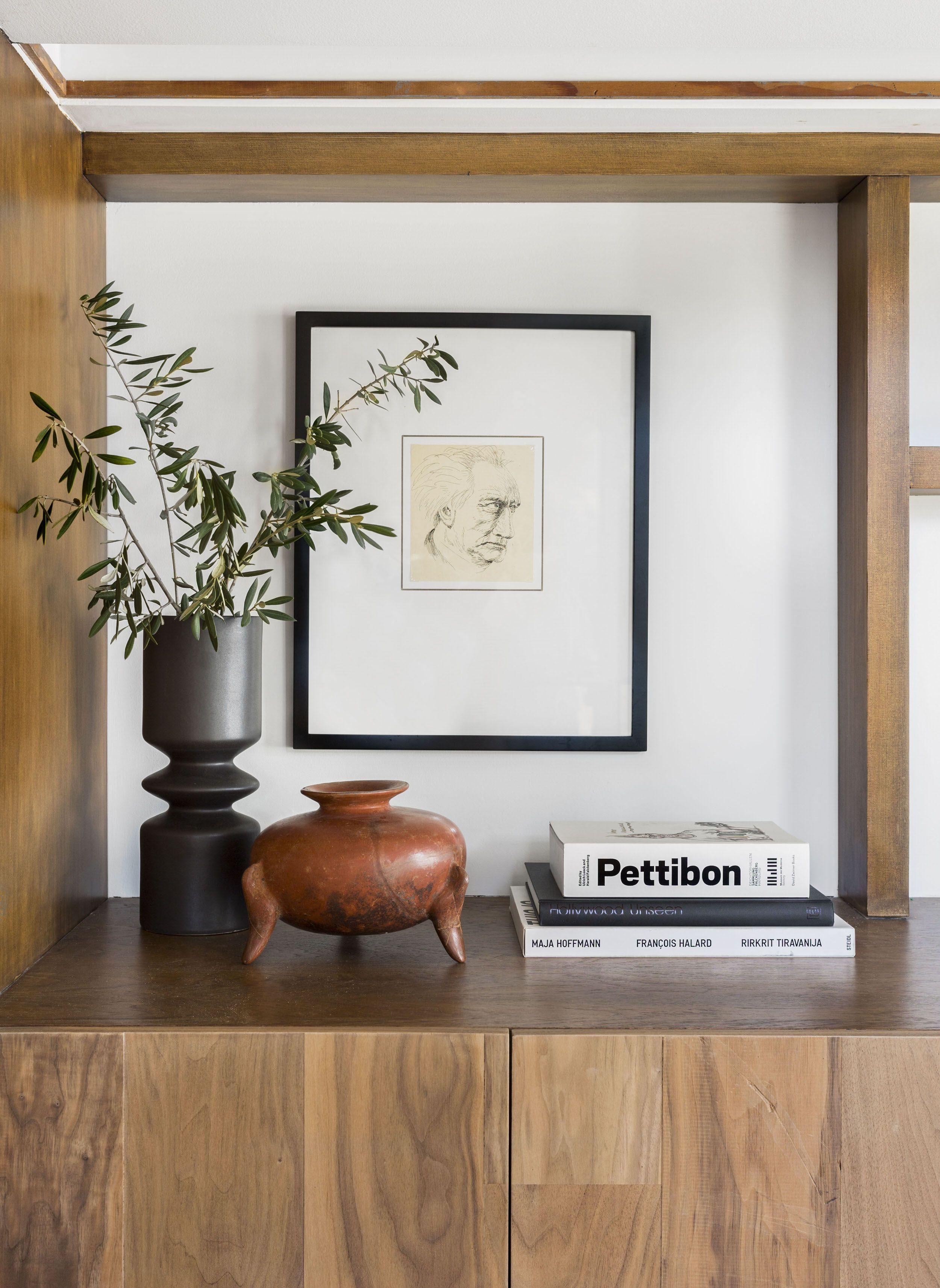 Emily Henderson Corbette Crypton 70S Modern Organic Entry Way 5