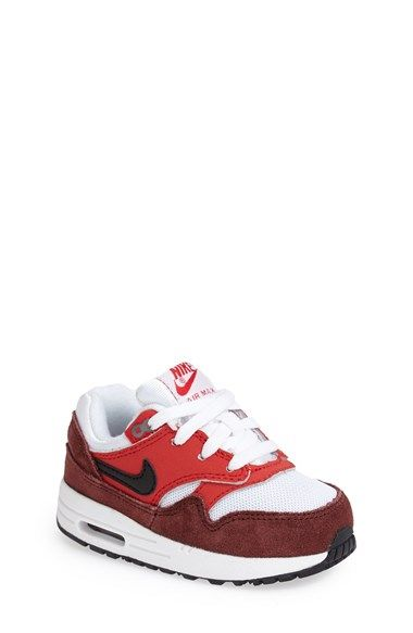 timeless design 2c914 6e63a ... best price nike air max 1 td sneaker baby walker toddler available at  nordstrom 6ffa6 72fe0