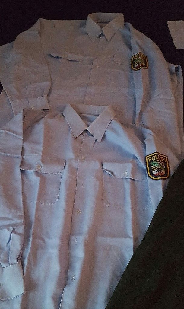 https://flic.kr/p/RMZ7Bf | Polizei Uniform,Polizei Diensthemd Sachsen-Anhalt