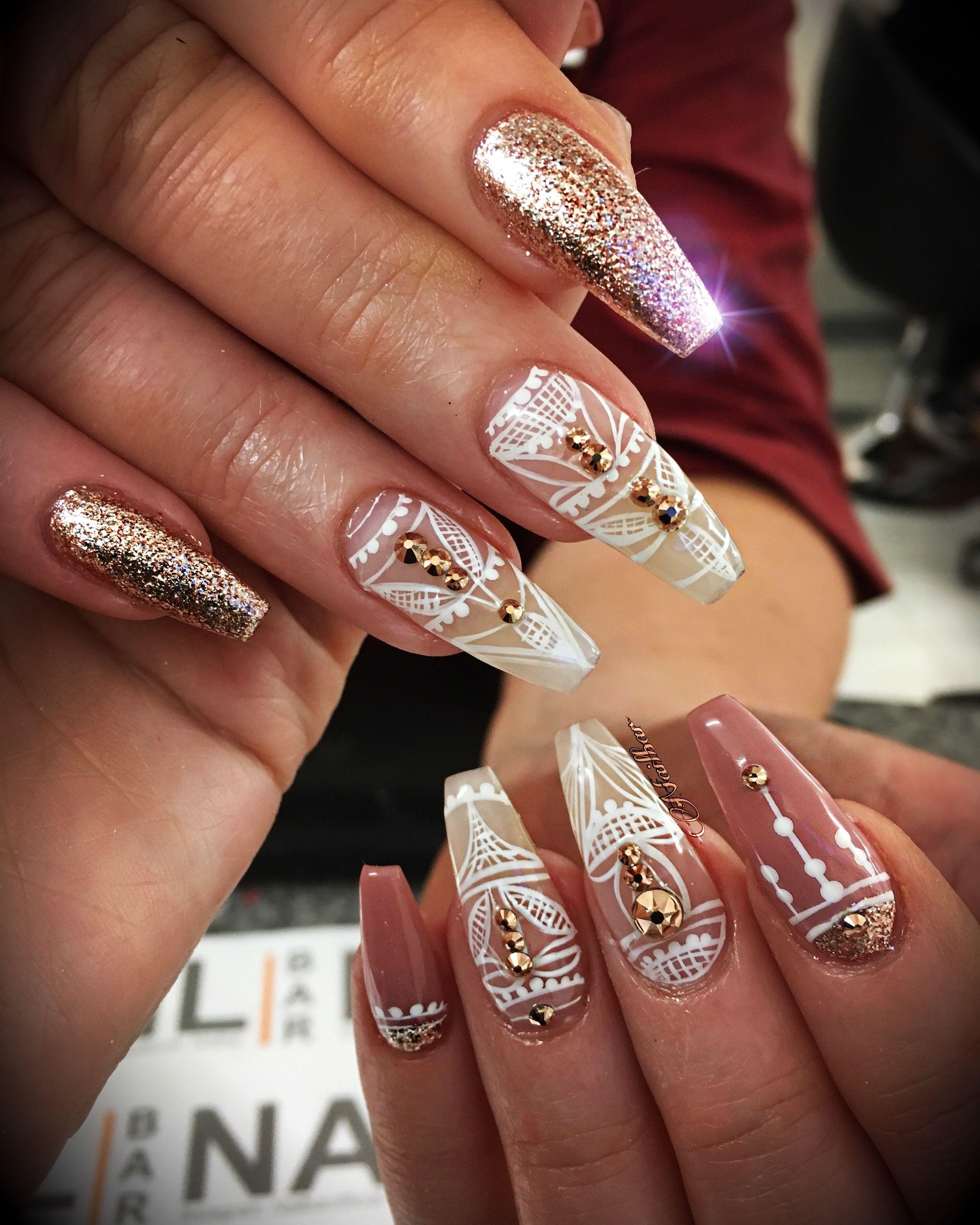 Pin de Laura Villanueva en nails | Pinterest | Diseños de uñas, Hola ...
