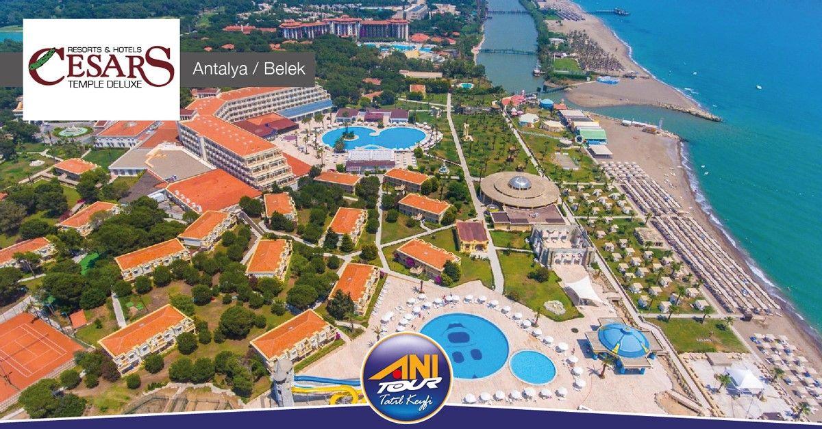 Salamis Bay Conti Resort Hotel Casino Ani Tur Tatiller Oteller Gemi
