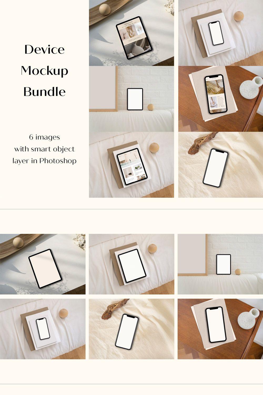Download Ipad Pro Iphone Mockup Bundle Device Mockup Set Ipad Screen Etsy In 2020 Iphone Mockup Ipad Mockup Ipad Image