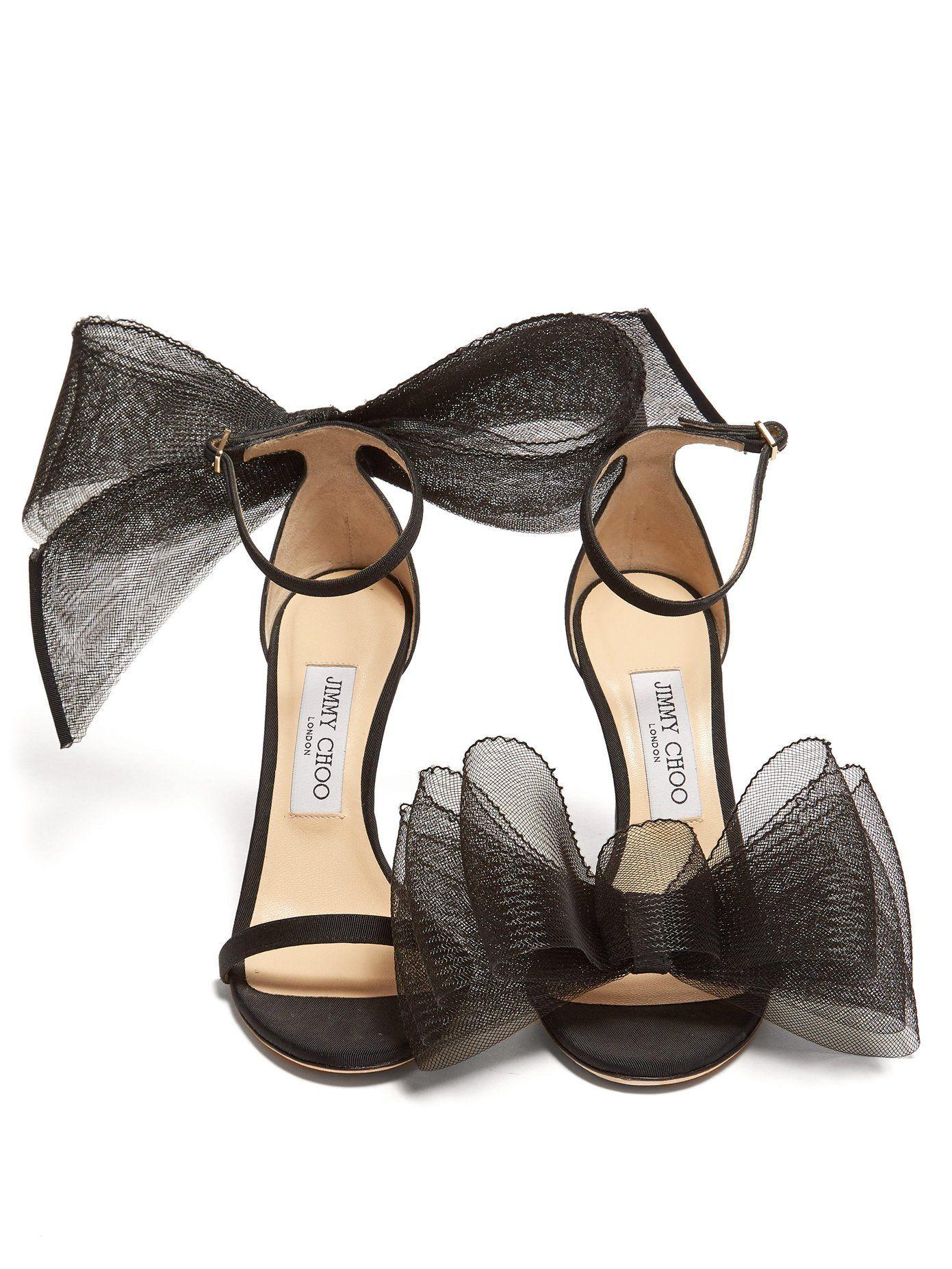 Bow sandals, Jimmy choo heels, Fashion