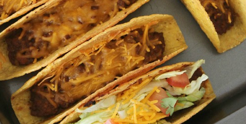 Easy Oven Tacos Recipe!