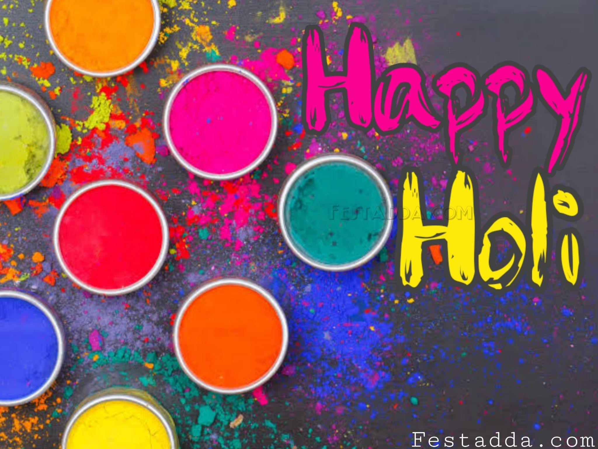 Happy Holi Images 2020 For Drawing Pictures Related to