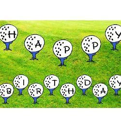 Happy Birthday Wishes To A Golfer Happy Birthday Golf Happy