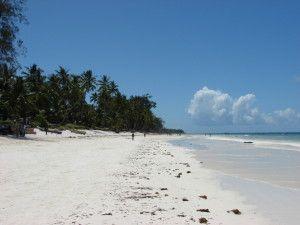 Urlaub in Kenia am Strand