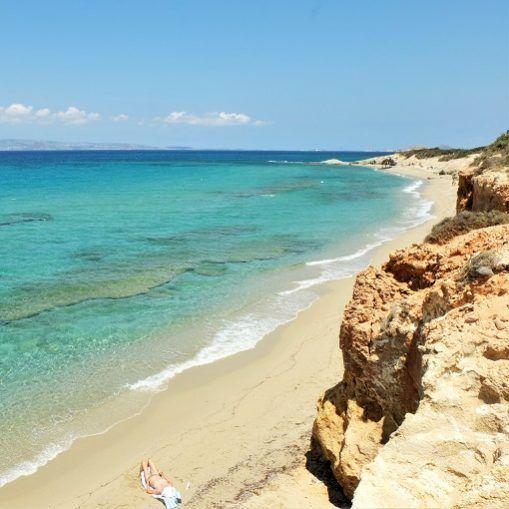 Naxos, le spiagge più belle Spiagge, Viaggi e Viaggiare