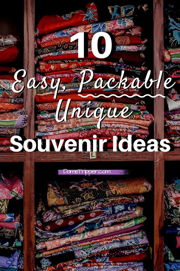 10 of the Best Souvenirs to Remember Your Trips is part of Of The Best Souvenirs To Remember Your Trips Dame Tripper - You can get creative with your travel memories and souvenirs  These are some great ways to remember trips without taking up extra space in a suitcase!