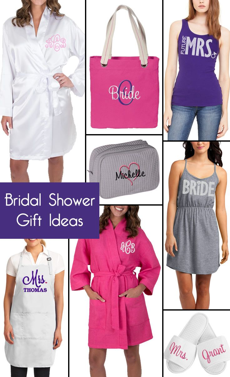 Awesome Bridal Shower gift ideas! | Bride Apparel & Gifts ...