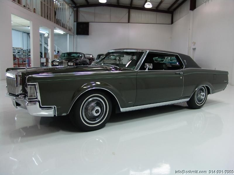 1969 LINCOLN CONTINENTAL MARK III   Cars To Buy   Cars To Buy by Joe