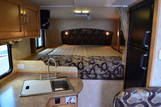 Adventurer 89rb Review Truck Camper Camper Truck Bed Camper
