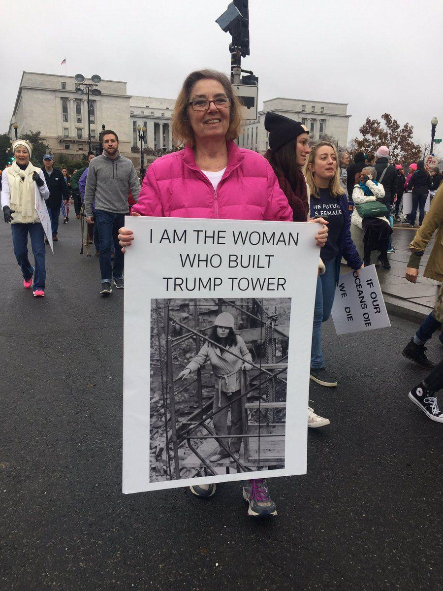 """Anne Helen Petersen on Twitter: """"This. Is. Amazing. Taken in 1981. https://t.co/cydc0kNNGX"""" #WomensMarch"""